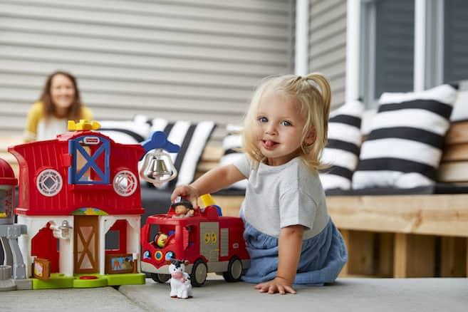 Fisher-Price Little People Bauernhaus Bild: Mattel