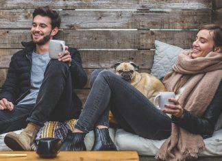männer frauen bekleidung paar menschen glücklich