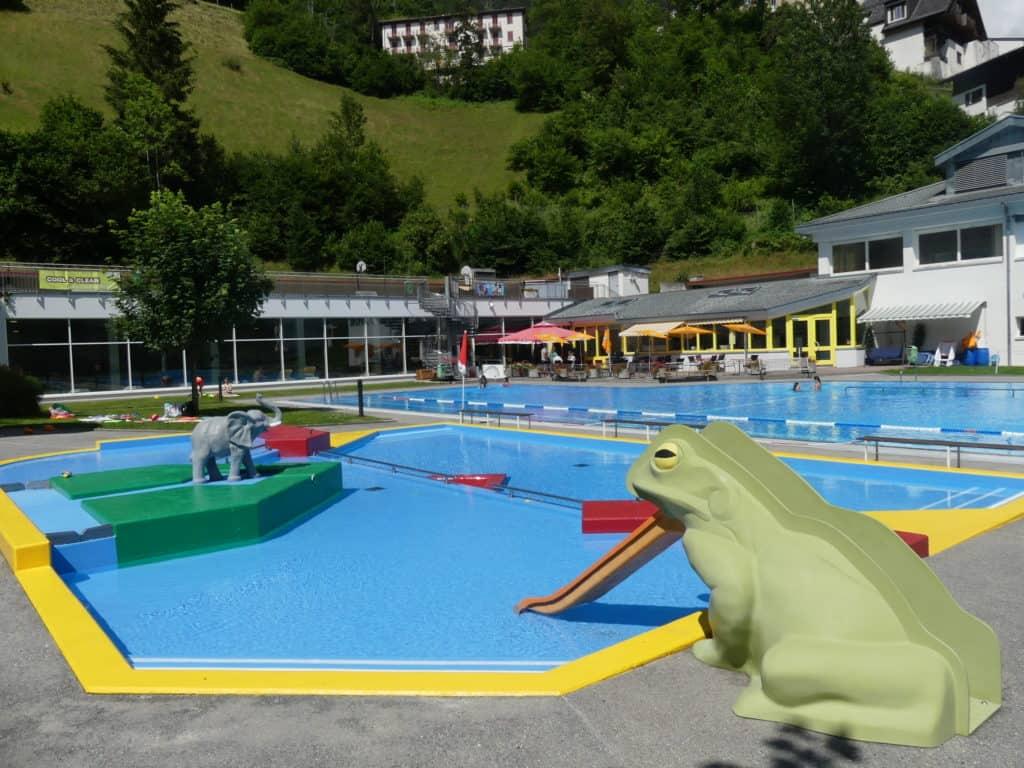 Schwimmbad Engelberg