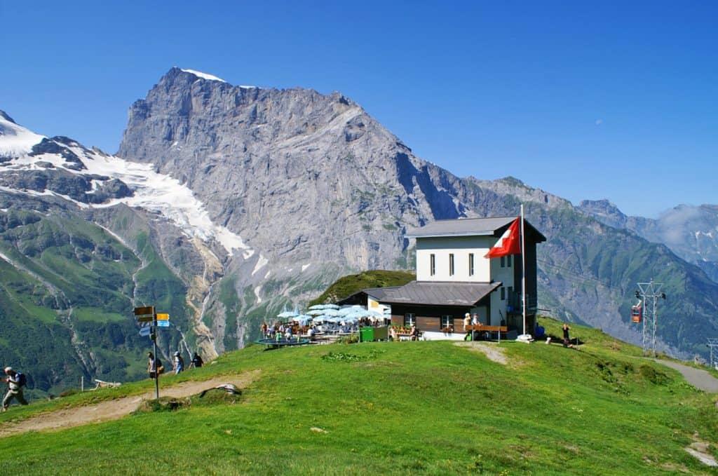 Bergrestaurant Fürenalp (Tourismus Engelberg)