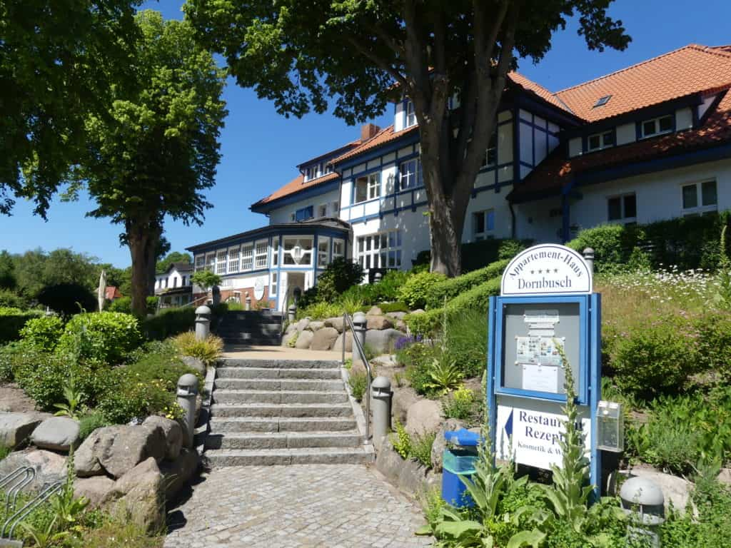 Haus Dornbusch Insel Hiddensee