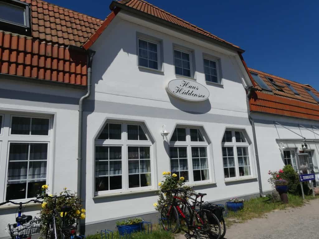 Pension Haus Hiddensee