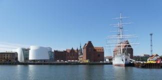 Stralsund vom Wasser