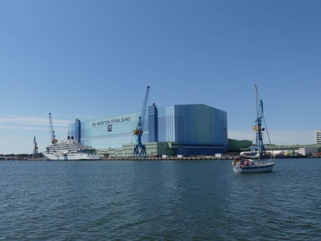 MV Werft Stralsund