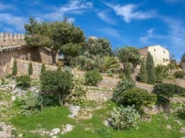 Mallorca Capdepera Burg