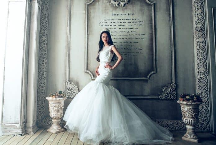 Brautkleider Braut Extravagante Phantasie Luxus