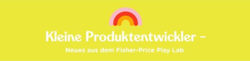Produktentwickler Fisher-Price