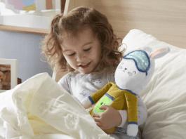 Traumhäschen Schlafbegleiter - Einschlafen war noch nie so schön