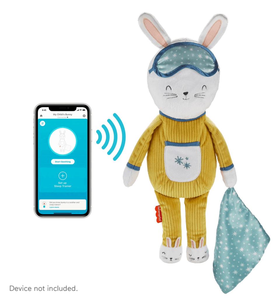 Die neue Fisher-Price Babyausstattung mit Smart Connect - Da werden sogar die Väter neidisch 4