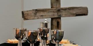 Abendmahl Brot Und Wein Abendmahlskelch