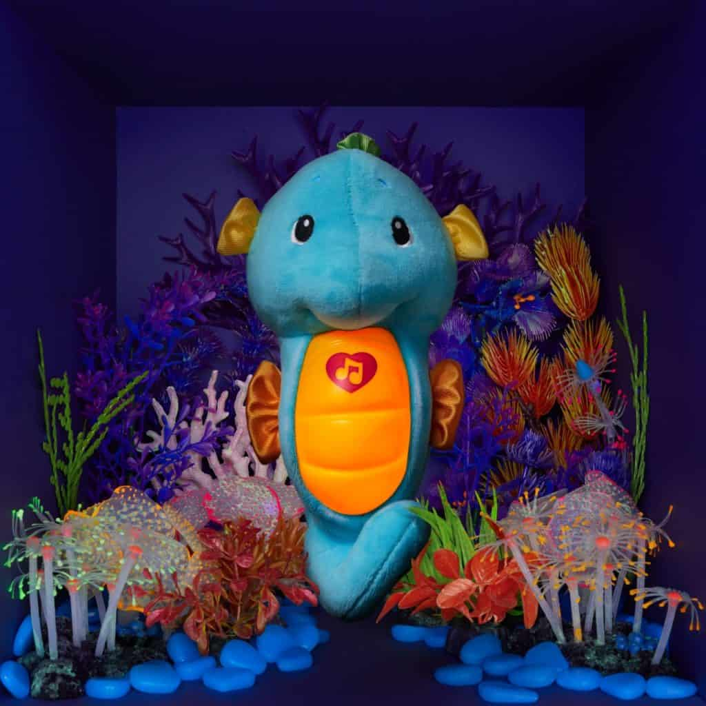 SOOTHE  GLOW SEAHORSE
