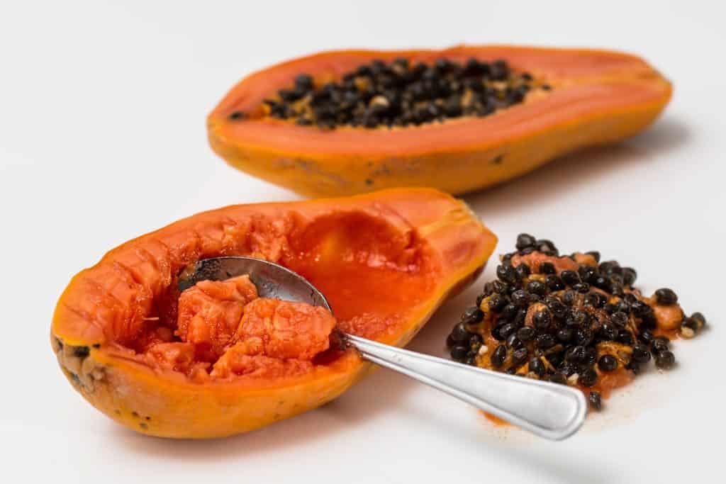 BMI und Obst und Gemüse