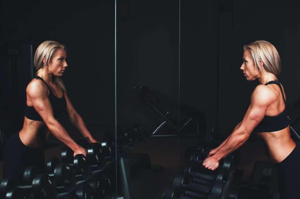 Sport mit Diät macht schlank?
