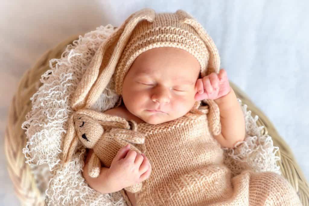 Baby Checkliste Babykleidung