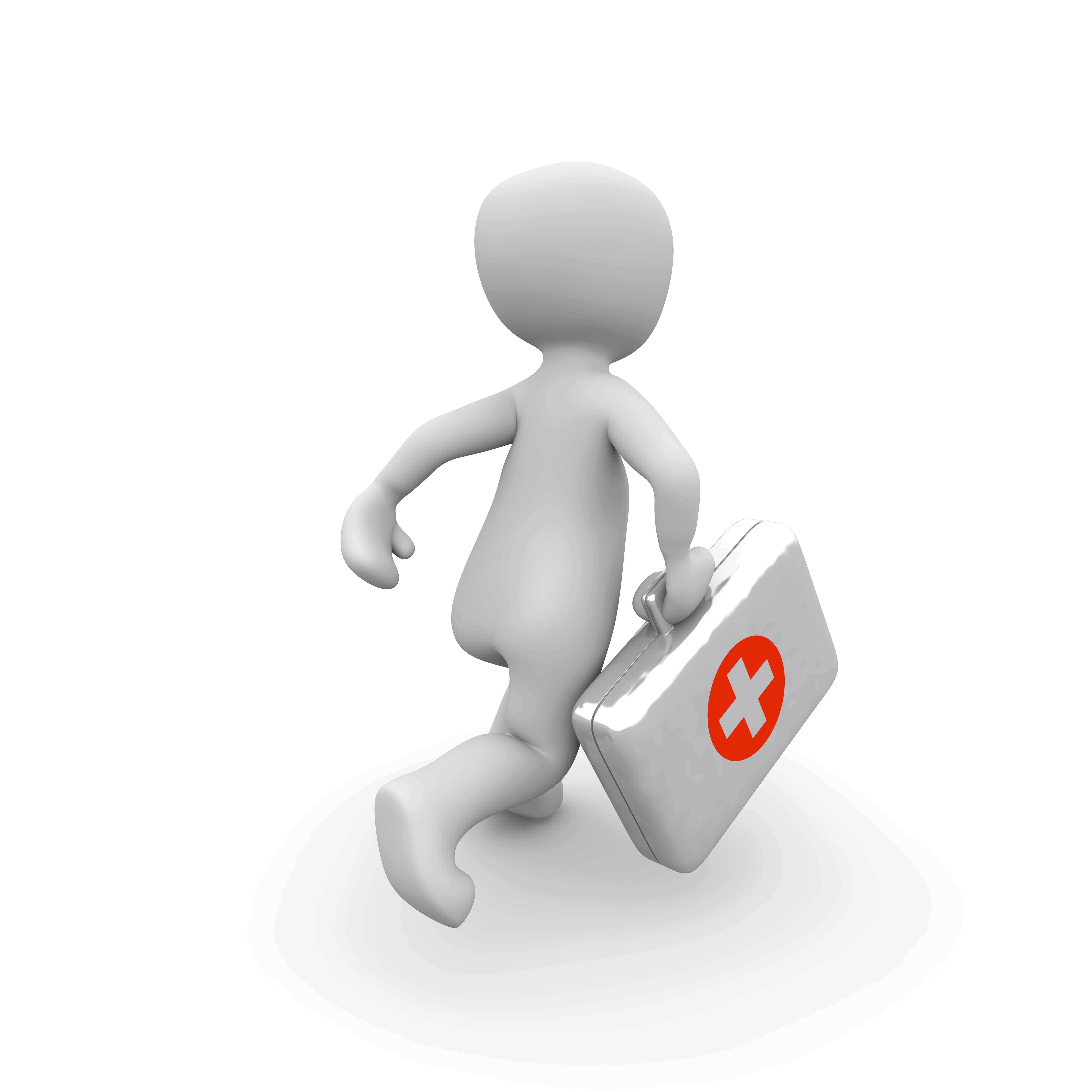 Ausbildung oder Studium - Medizinstudium: arzt, erste hilfe, beruf