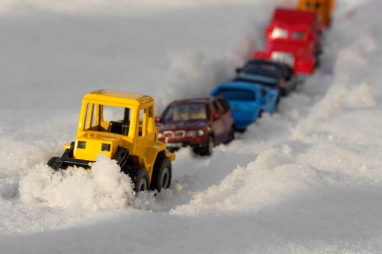 Räumpflicht und Streupflicht im Winter