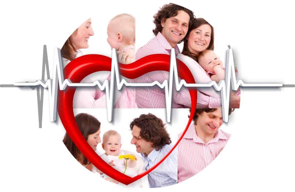 CTG Herzfrequenz wichtig für das Baby