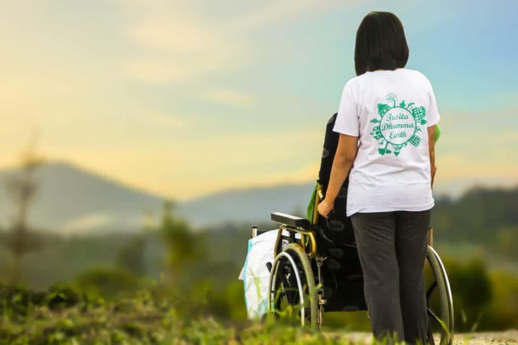 Angehörige pflegen - Pflege mit dem Pflegedienst, hospiz, pflege, krankenpflege