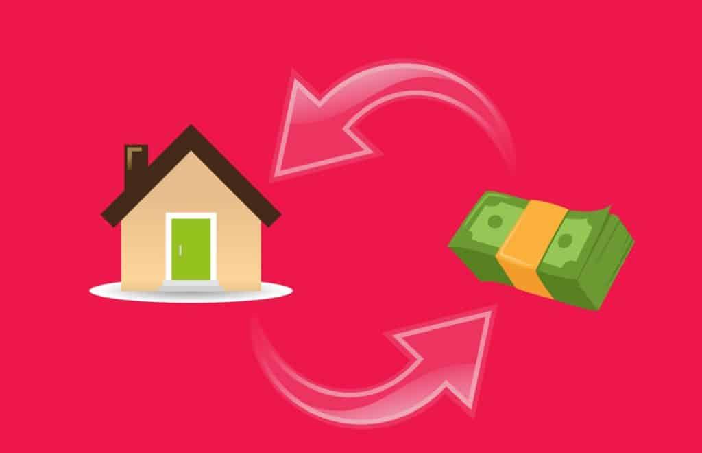 Mietkauf: Damit die Belastung im Rahmen bleibt, hypothek, haus, bargeld