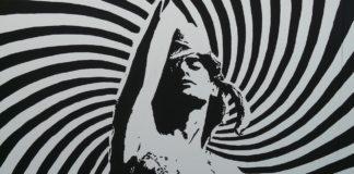 diva bild kunst schwarz-weiß frau person show