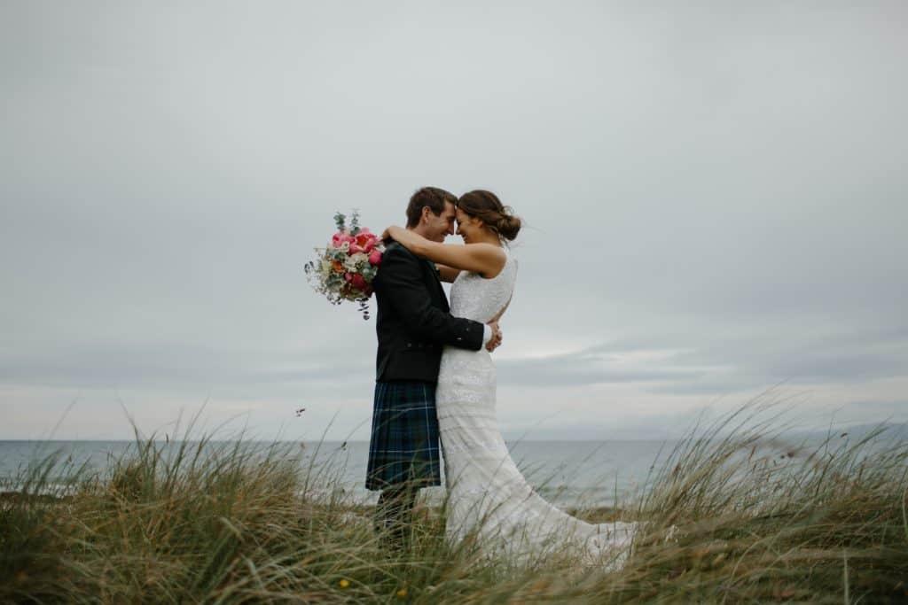 Hochzeit der schönste Tag im Leben