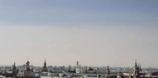 Imfreise nach Moskau