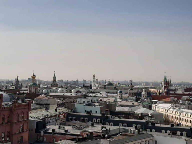 Erste Impfreise zu Sputnik V nach Moskau – Meine Impfreise Russland
