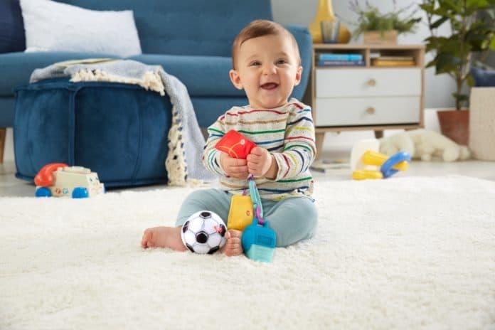 Neue Fisher-Price Produkte für kleine Fußballfans