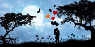 Singlebörse, Vergleich, Rechte- Kündigung, Kosten, paar, romantisch, silhouette