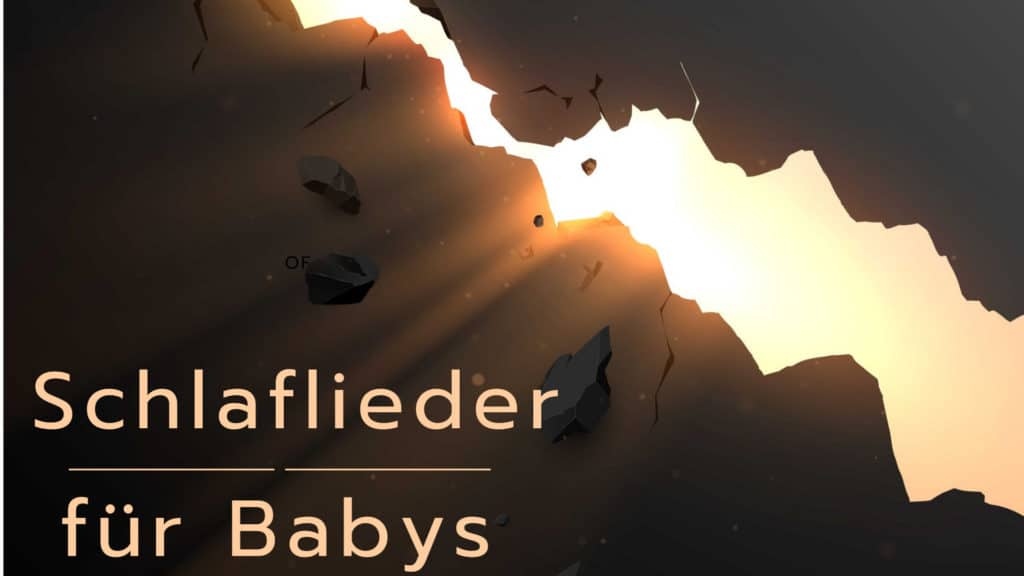 Schlaflieder für Babys - (Collage: Adeba.de/Cre)