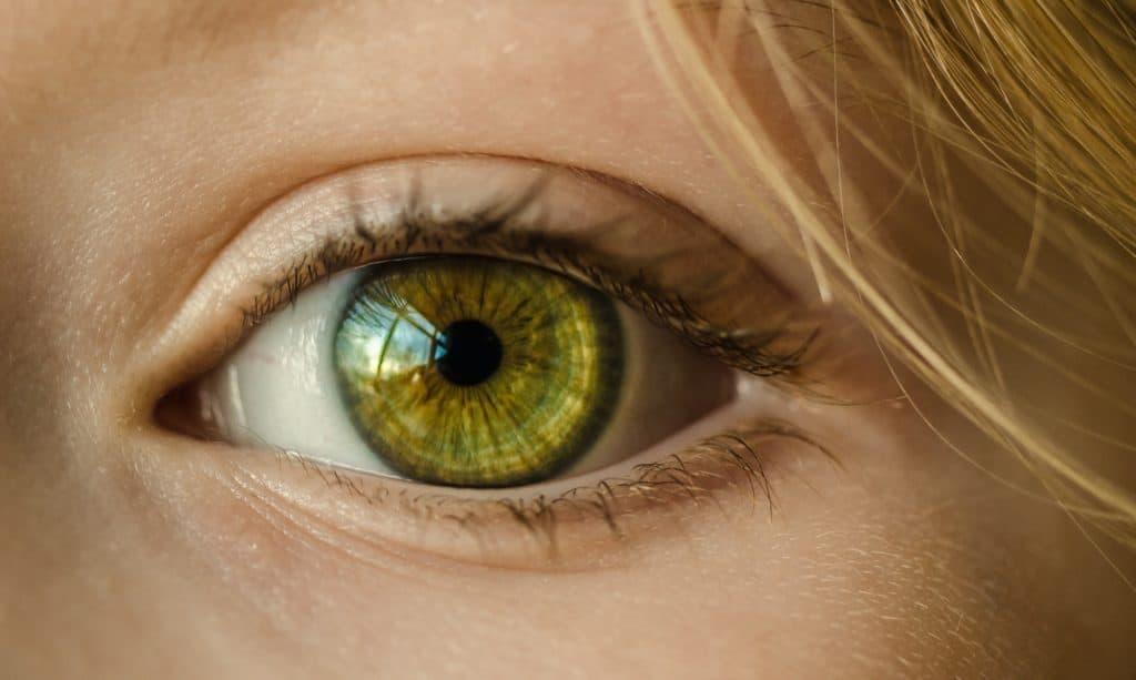 Ursachen für geschwollene Augen, auge, iris, flüge