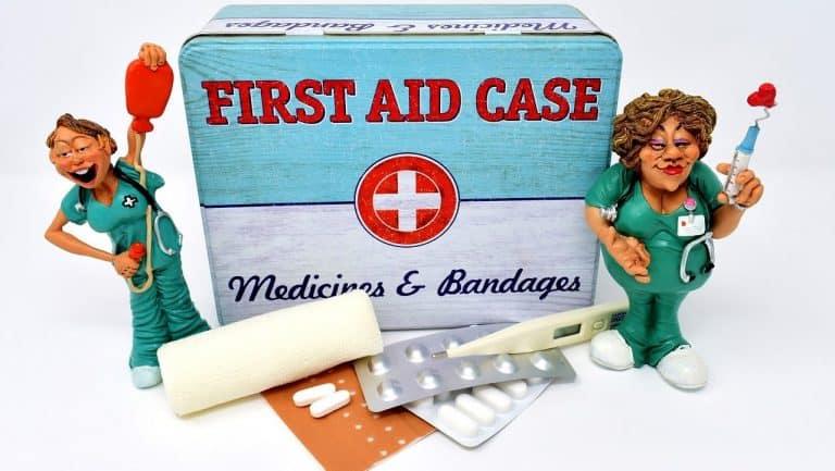 Erste Hilfe Übersicht
