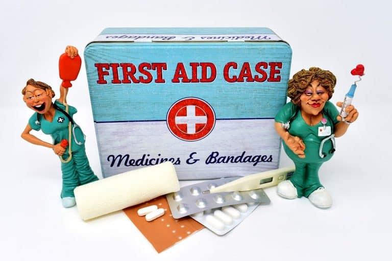Erste Hilfe Baby, Säuglinge und Kinder