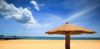 vietnam am strand auto das meer hintergrund sommer