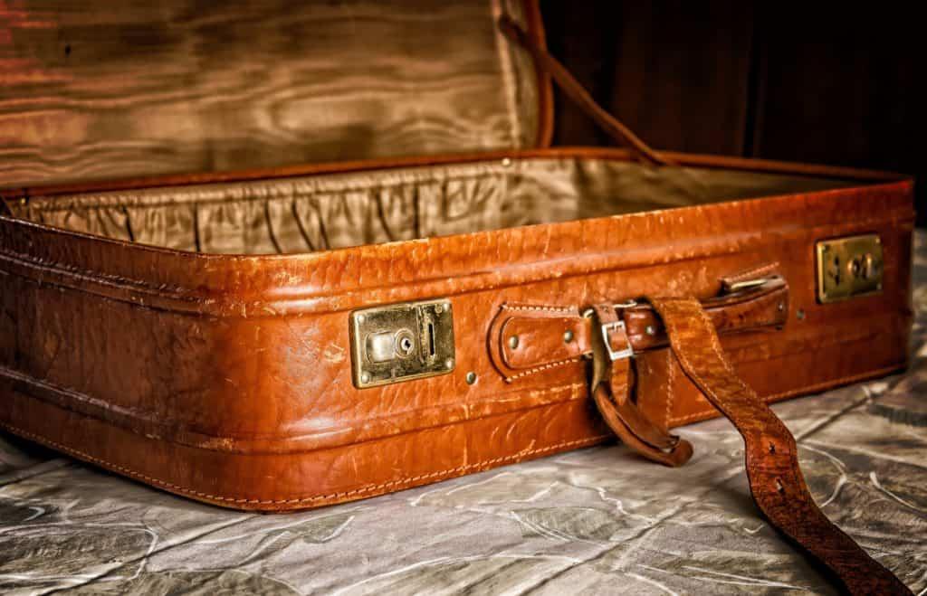 Ferienfreizeiten, koffer, packen, reisen