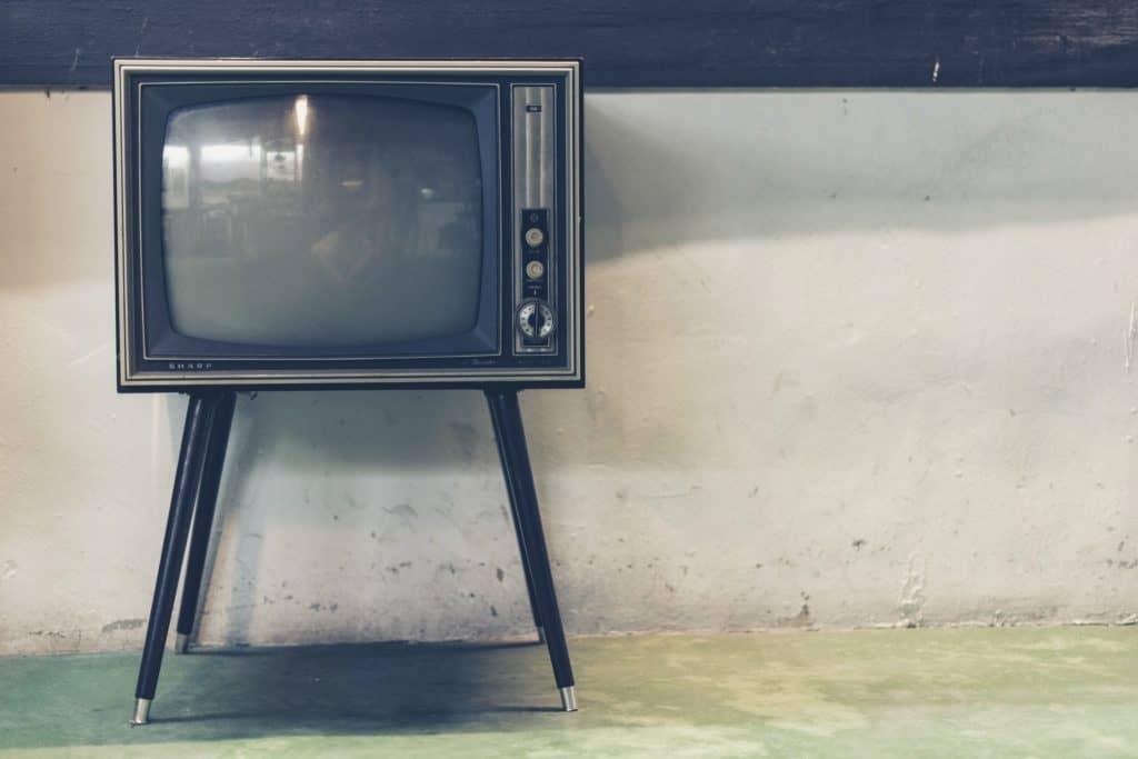 RTL Fernsehen erwachsen auf probe, fernseher, fernsehen, retro
