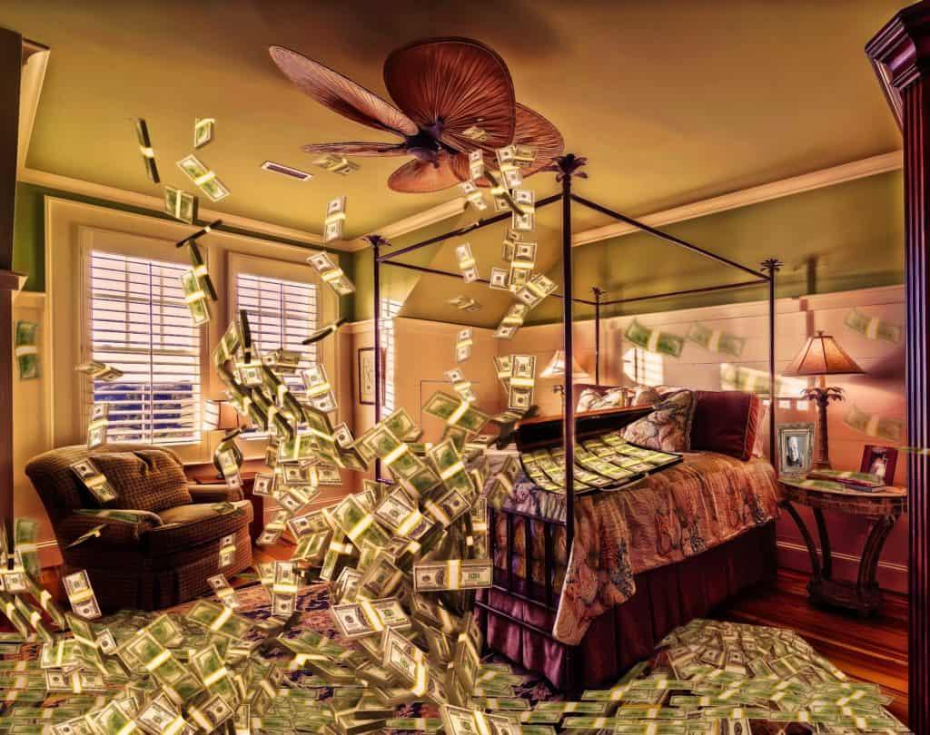 Was darf ein Student verdienen, zimmer, geld, dollar