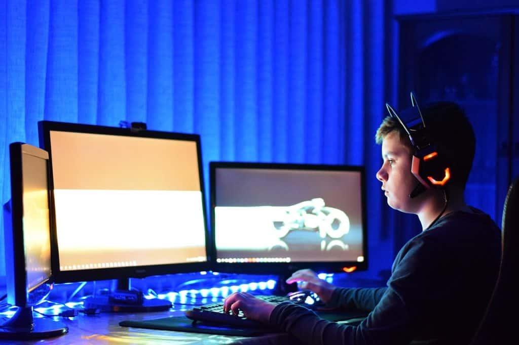 Spielen und Lernen am Computer, achte auf Qualität