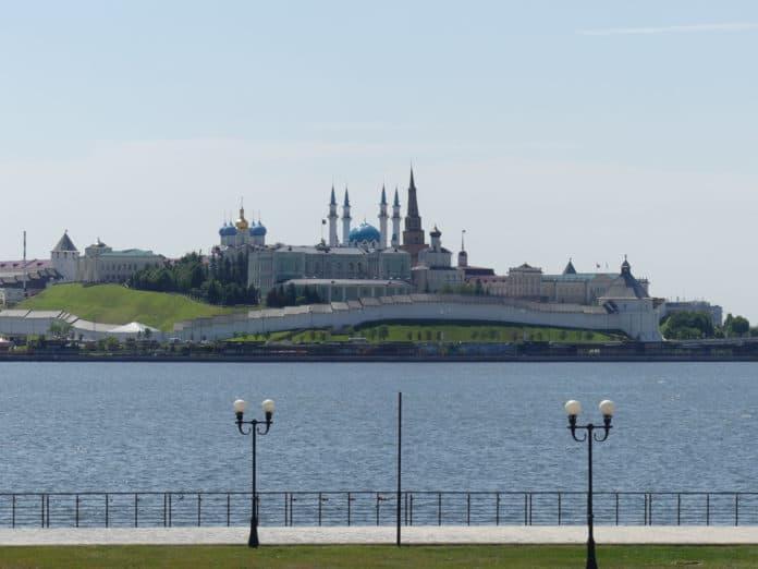 Tatarstan und seiner Hauptstadt Kasan