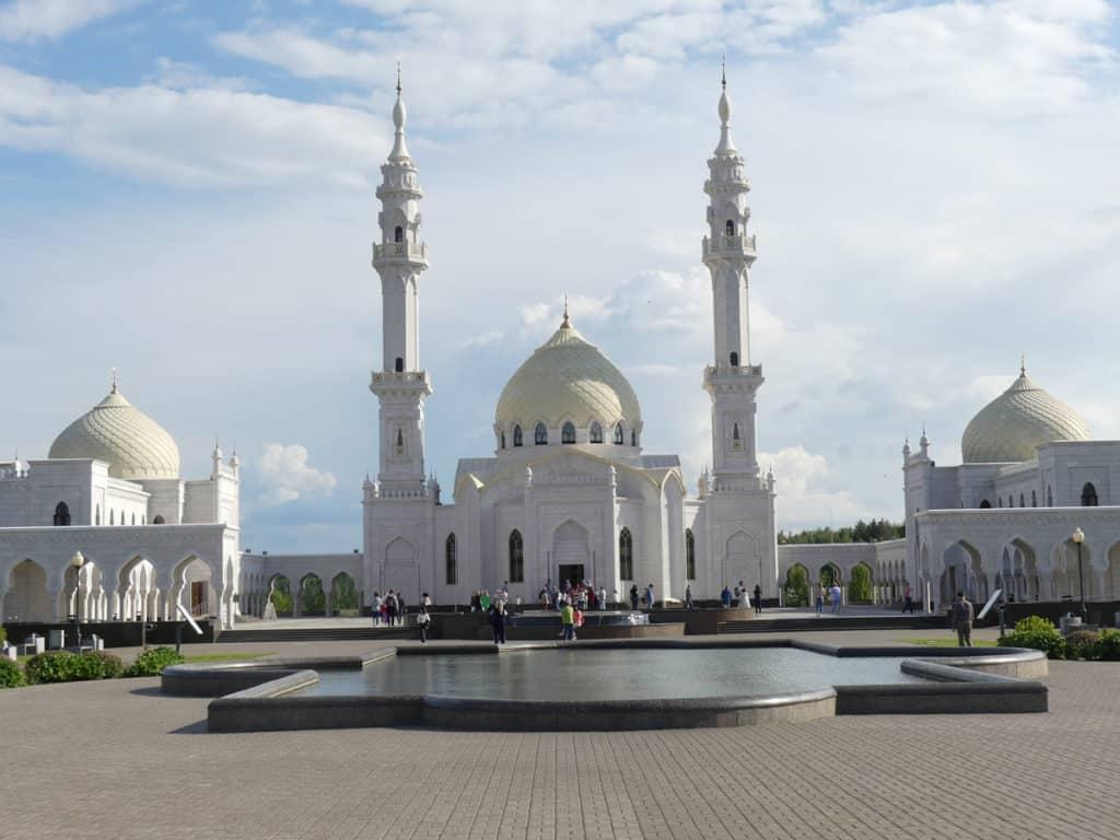 Bolgar - Weiße Moschee