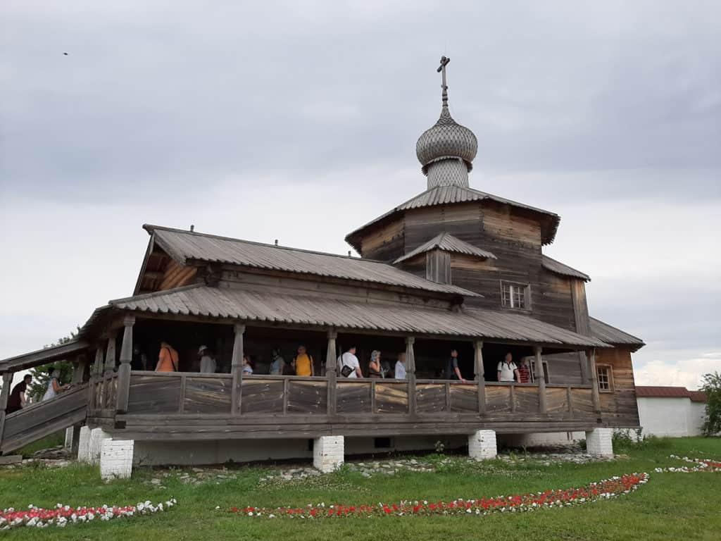 Swijaschsk - Dreifaltigkeitskirche