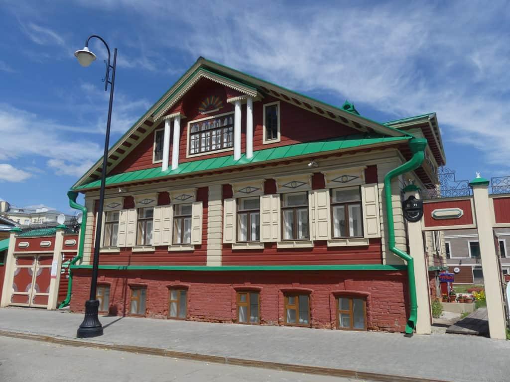 Tatarisches Viertel in Kasan
