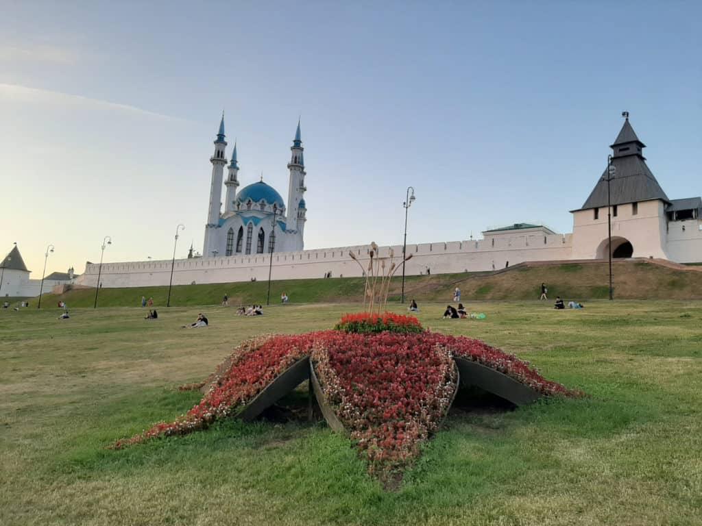 Am Kasaner Kreml