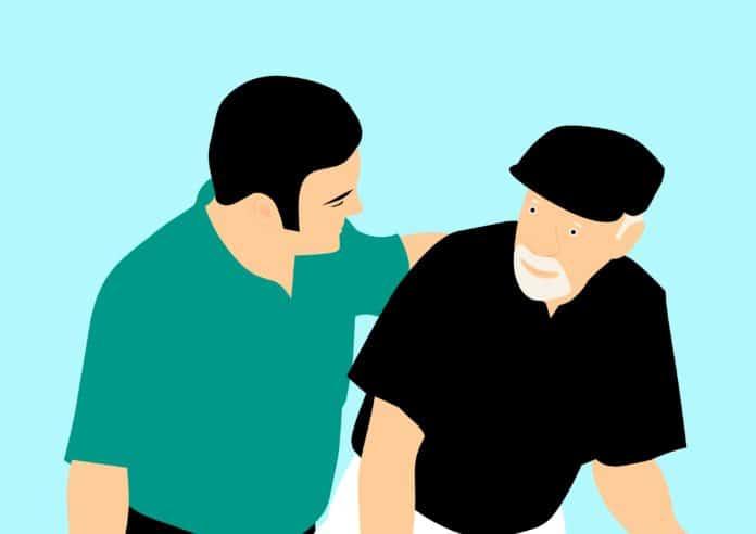 Rente im Ausland bei verminderter Erwerbsfähigkeit?, geduldig, alten, pflege