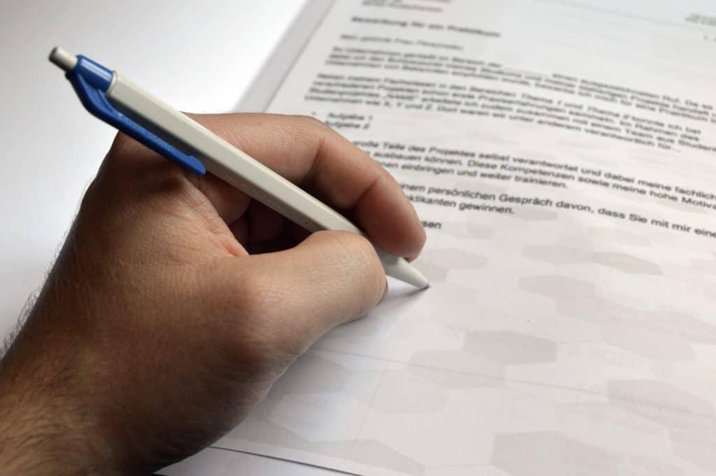 Trennungsjahr beantragen?, bewerbungsbrief, bewerbung, bewerben
