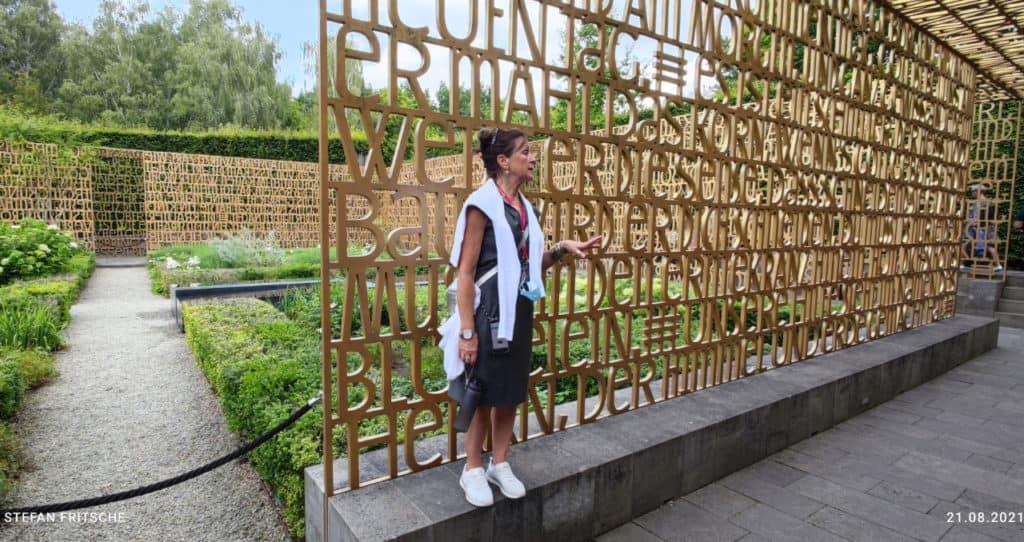 Beate Reuber, Parkbotschafterin Berlin, Grün Berlin GmbH