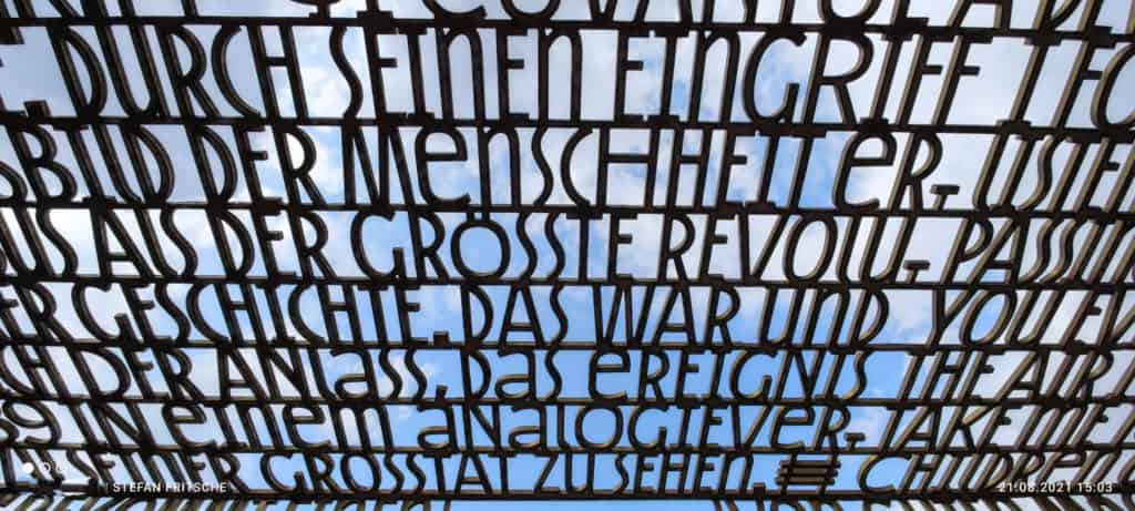 Christlicher Garten, Gärten der Welt Berlin