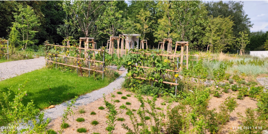 Jüdischer Garten, Gärten der Welt, Berlin