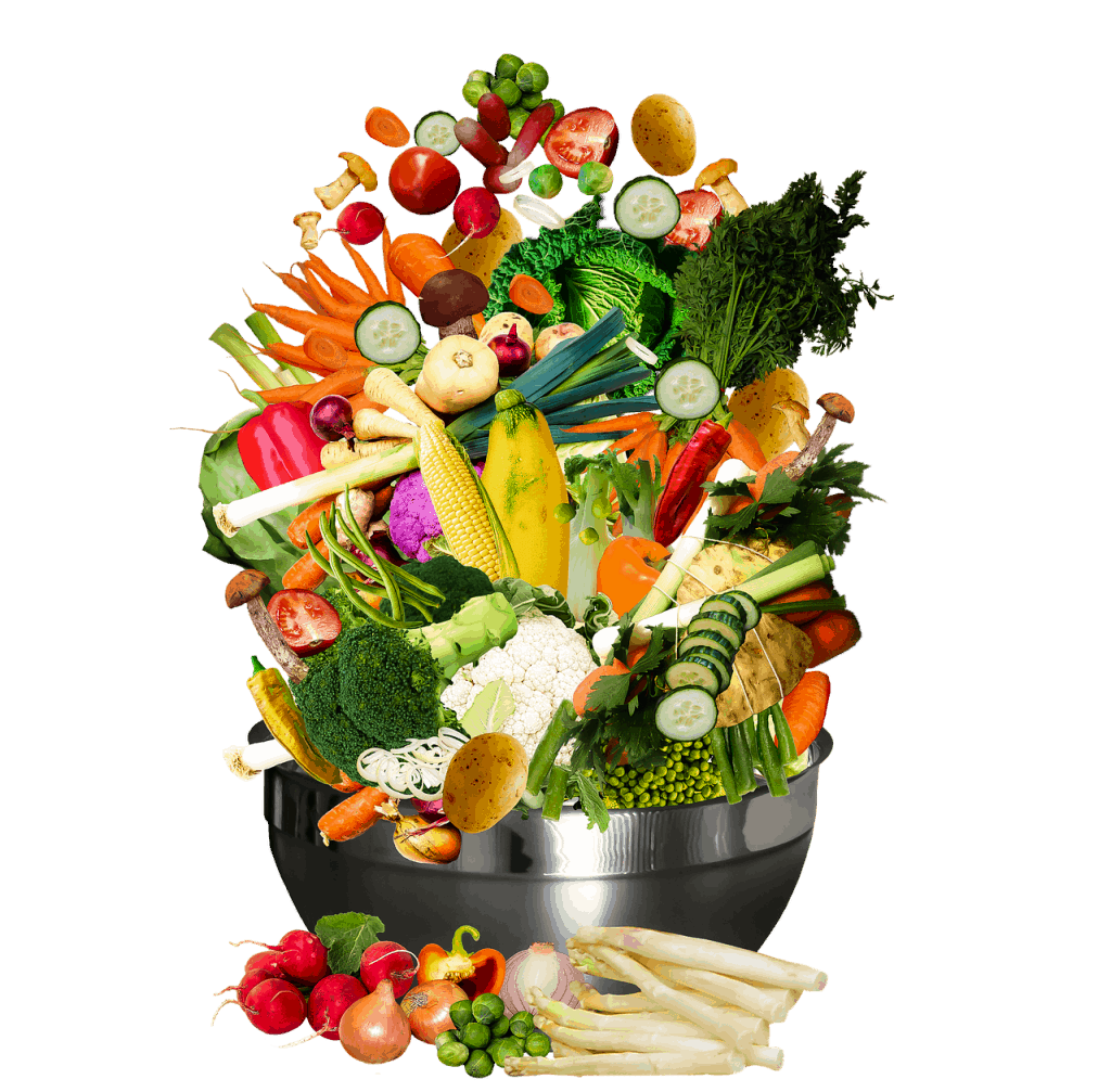 Immer Bauchschmerzen kurz nach dem Essen: gemüse kochen topf essen kochtopf ernährung